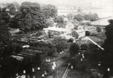 Moulton seen from the church tower 2