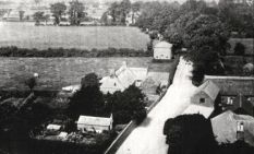 Moulton seen from the church tower 3