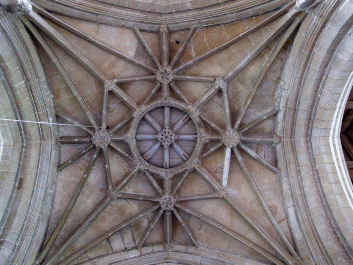 Gosberton, Tower vault