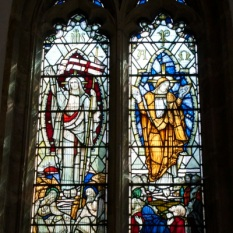 Sutton St James Stained Glass 2