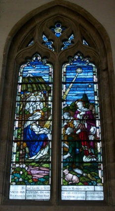 Sutton St James Stained Glass 3