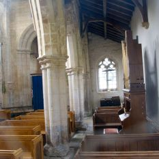 Asgarby church8