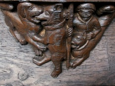 Boston Church misericords 4