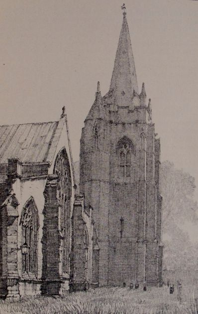 Fleet Church, Frederick L. Griggs, 1914