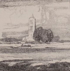 Gedney Church, Frederick L. Griggs, 1914