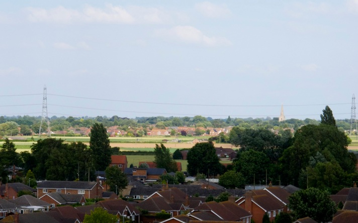 Holbeach from Whaplode
