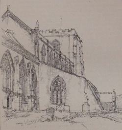 Leake Church, Frederick L. Griggs, 1914