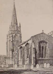Spalding Church, Frederick L. Griggs, 1914