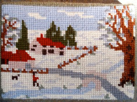 Swineshead church kneeler 02