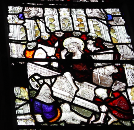 Wrangle Glass c.1370 1