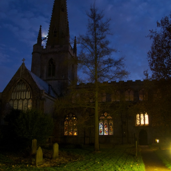 Light Ships at Gosberton Church